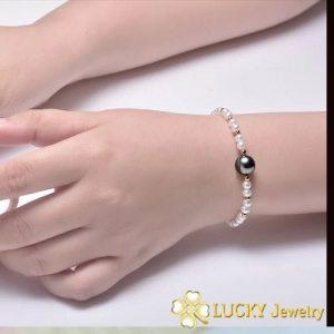 Vòng tay Ngọc Trai LJ539