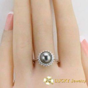 Nhẫn Ngọc Trai