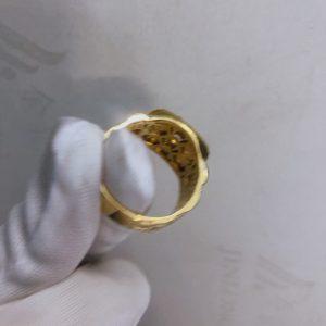 Nhẫn Kim cương Moissanite