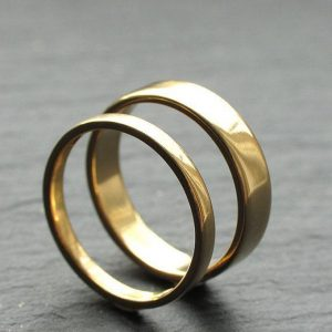 Nhẫn cưới vàng 18K LJGU78