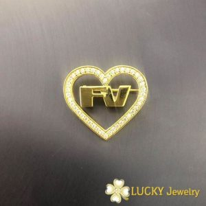 Huy hiệu logo công ty FV