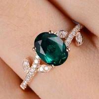 Nhẫn vàng 18K đính đá Sapphire LJGS59