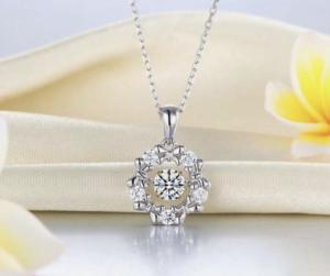 kim cương moissanite là gì